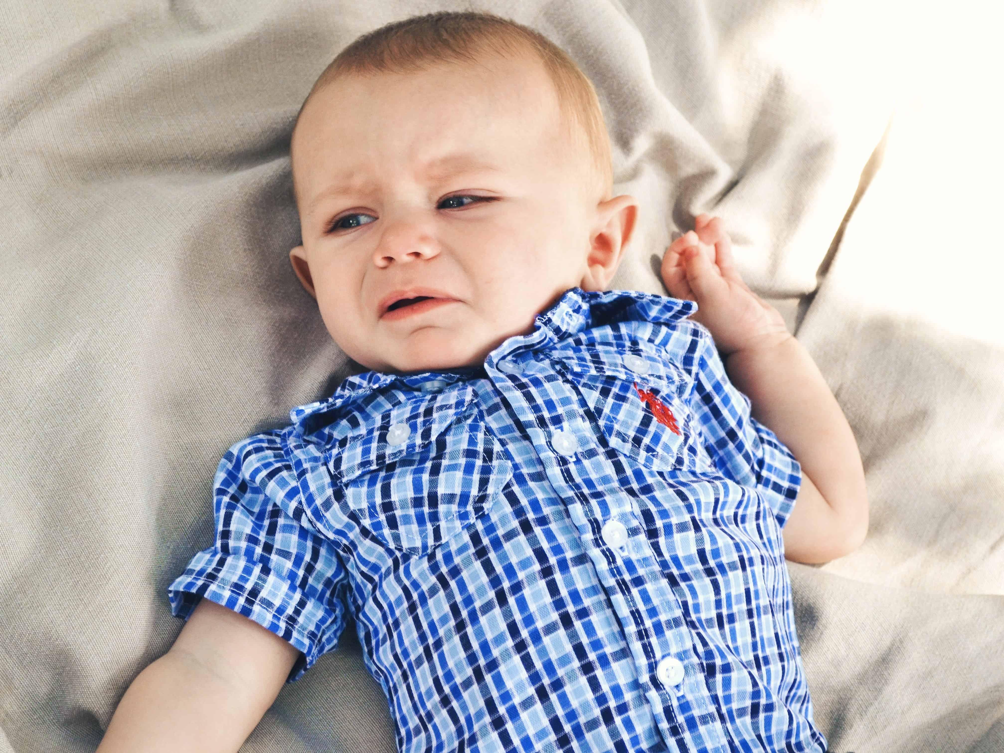 Durchfall bei Babys: Alle wichtigen Fragen und Antworten