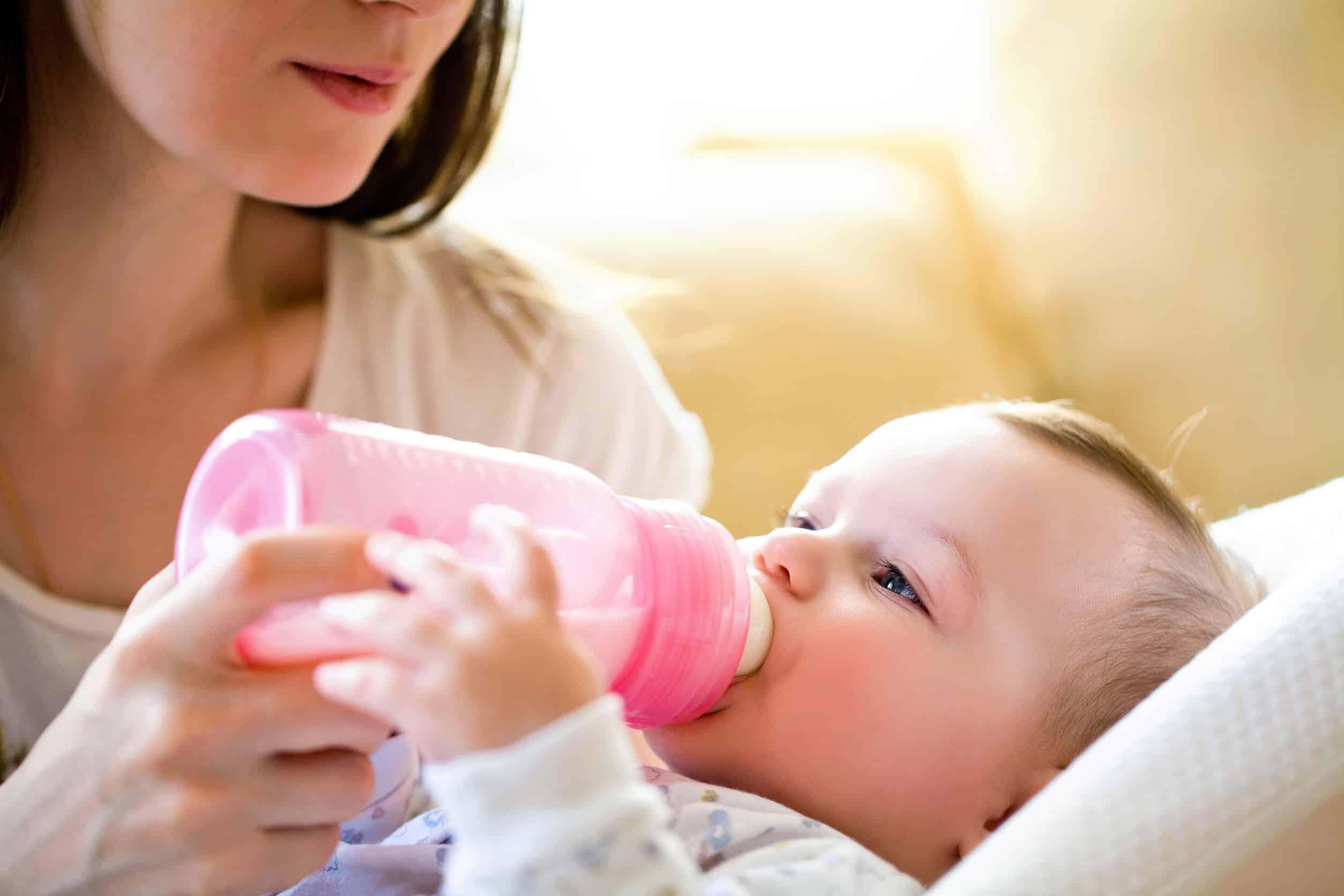 Babymilch: Test & Empfehlungen (02/21)