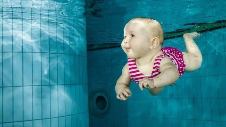 Ab Ins Nass Wie Bald Kann Ich Mit Meinem Baby Schwimmen Gehen