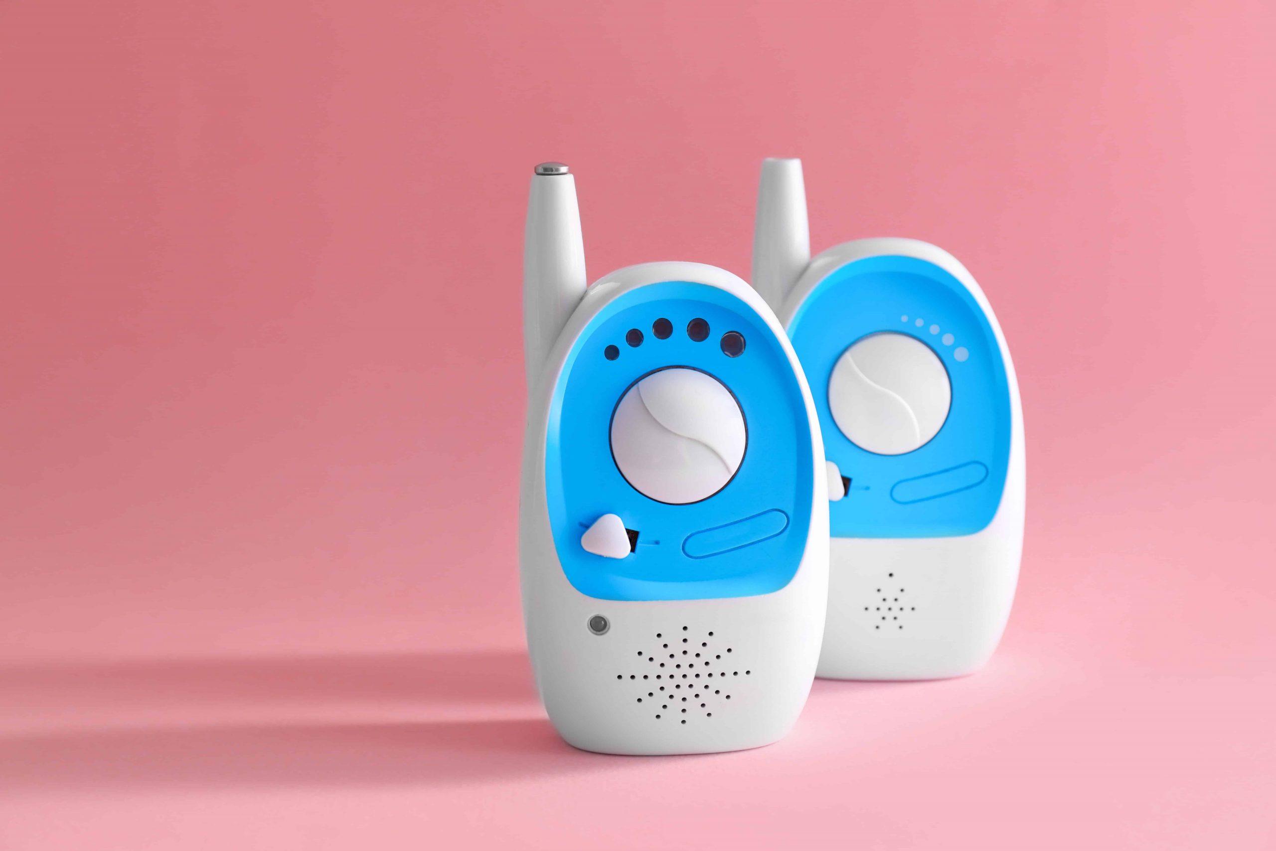 Mit Nachtlicht und DECT-Technologie Zur Audio-/Überwachung Wei/ß Motorola MBP 8 Babyphone Digitales Wireless Babyfon