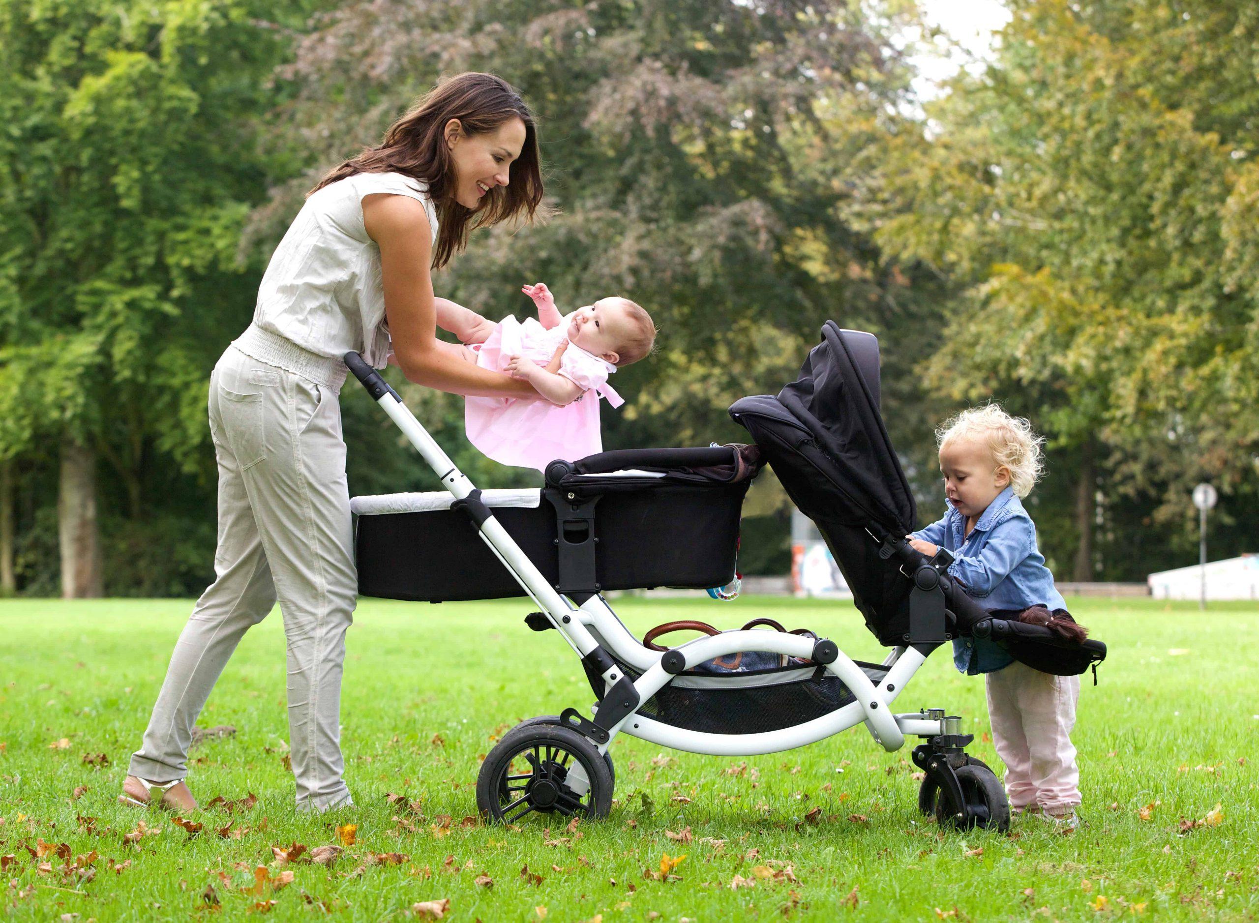 3 in 1 Kinderwagen: Test & Empfehlungen (06/20)