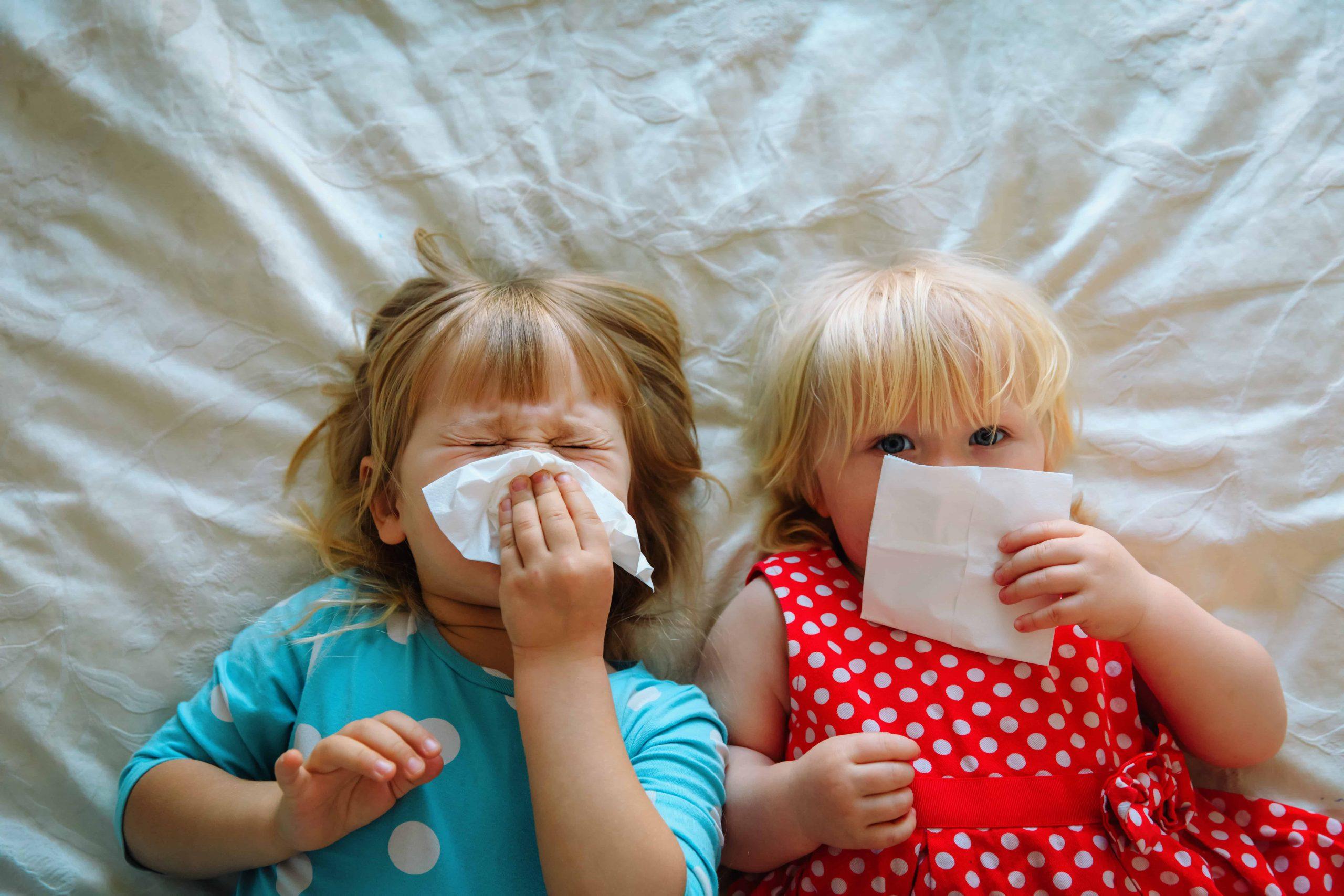 Baby Husten: 7 effektive Behandlungsmethoden