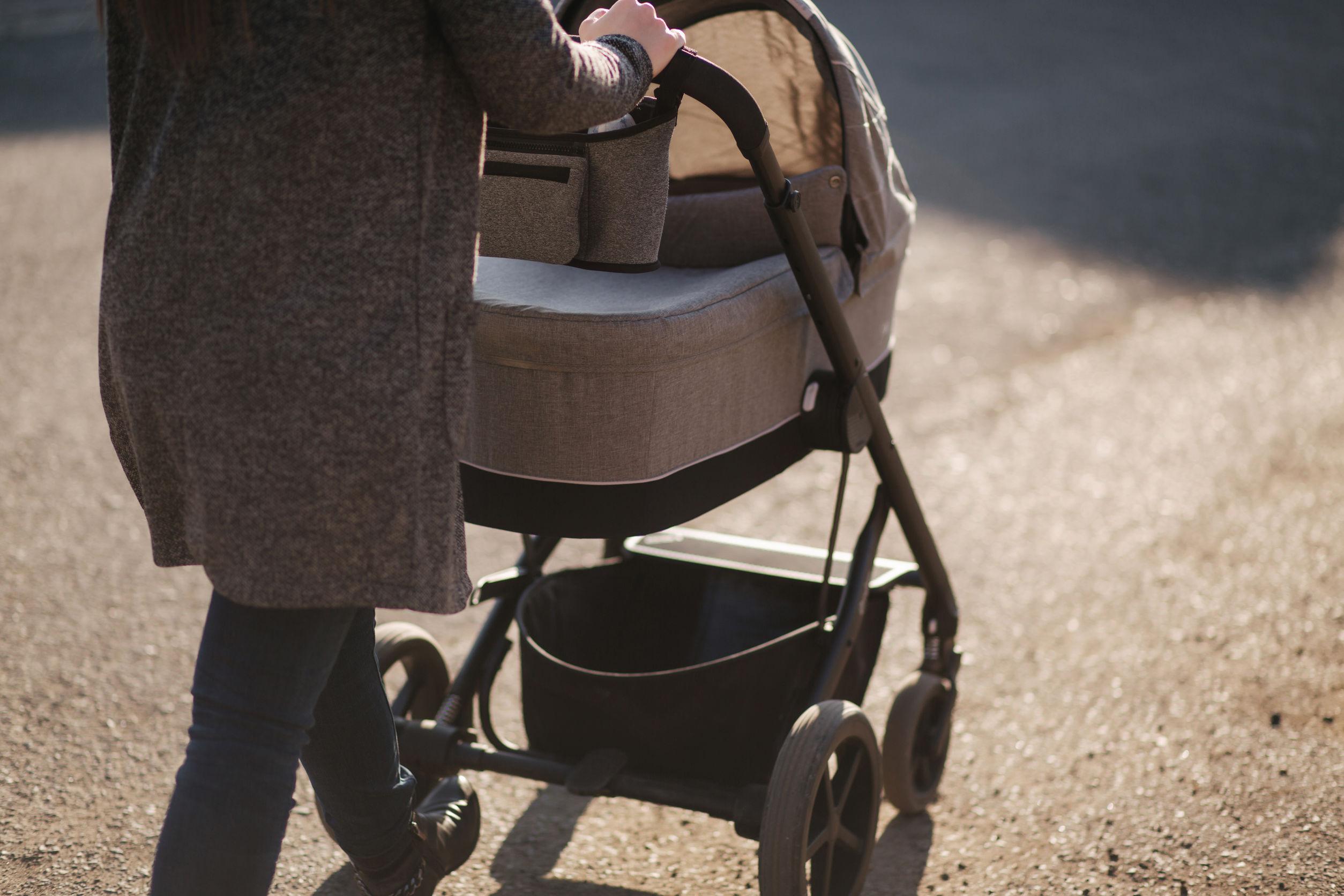 Kinderwagen Fußsack