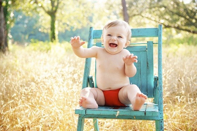 ab wann dürfen Babys sitzen